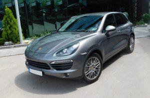 Porsche Cayenne под наем