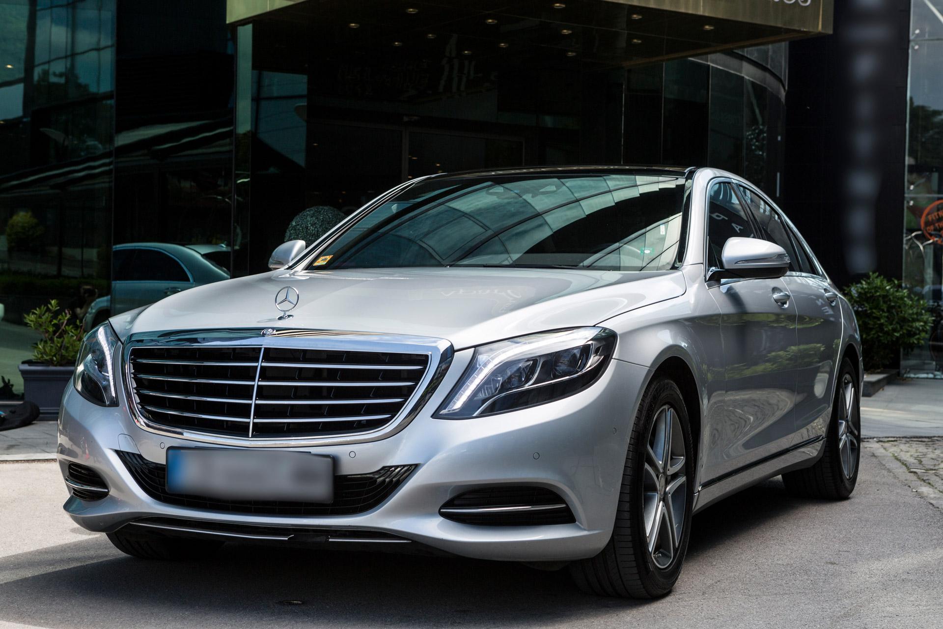 Mercedes S350 под наем
