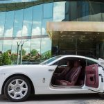 Rolls-Royce Wraith Coupe Под наем