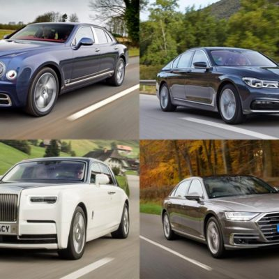 best luxury cars 2018