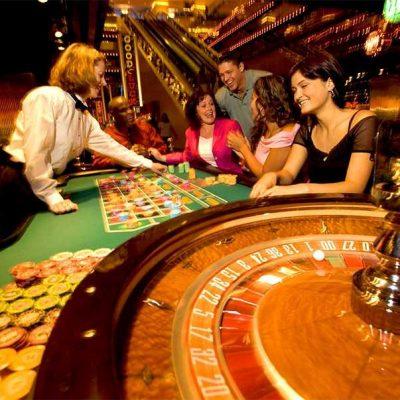 Луксозни автомобили под наем за посещение в casino